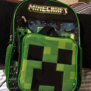 Mind Craft Back Pack